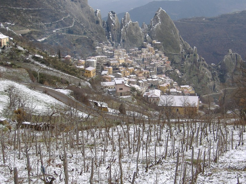 Webcam Castelmezzano